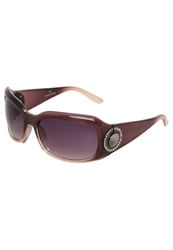 Anna Field Sunglasses Purple Clear