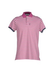 Heritage Topwear Polo Shirts Men Light Purple