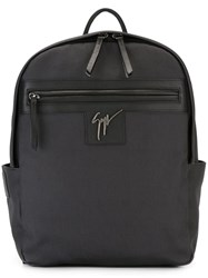 Giuseppe Zanotti Design 'Randy' Backpack Green