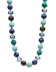 Lonna And Lilly Multi Beaded Necklace Multi Colored