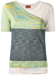 Missoni Knitted Layer T Shirt