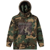 Wtaps Udt Hooded Sweat Green