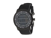 Suunto Elementum Terra Negative Face W Rubber Band Black Watches