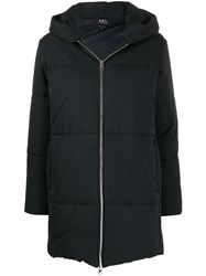 A.P.C. Hooded Padded Coat 60