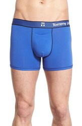 Men's Tommy John 'Cool Cotton Bold' Trunks Dazzling Blue