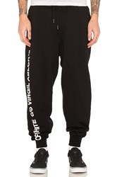 Off White C O Virgil Abloh Pants Black