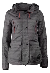 Ragwear Frenzy B Outdoor Jacket Graffit Grey