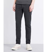 Citizens Of Humanity Noah Slim Fit Straight Leg Jeans Dk Charcoal