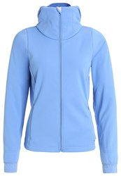 Gore Running Wear Sunlight Soft Shell Jacket Blizard Blue