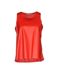 Hope Collection Tops Red