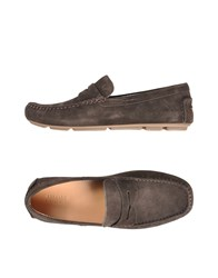 Armani Jeans Loafers Dark Brown