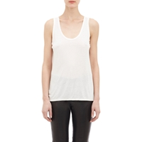 The Row Thomaston Tank Top White