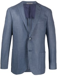 Corneliani Fitted Single Breasted Blazer 60
