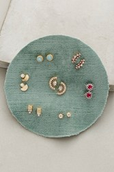 Anthropologie Cocktail Party Earring Set Sky