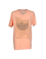 Quality Peoples T Shirts Apricot