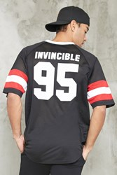Forever 21 Invincible 95 Graphic Jersey