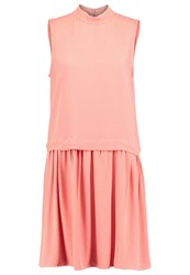 Moves Kammi Summer Dress Coral Summer