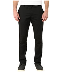 Rvca The Week End Stretch Pants Black Casual Pants