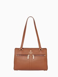 Modalu Pippa Small Shoulder Bag Tan