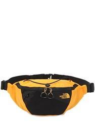 The North Face Lumbnical Belt Pack Yellow