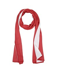 Kaos Oblong Scarves Red