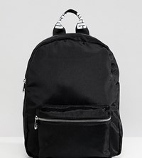 Ugg Exclusives Logo Tote Backpack In Black