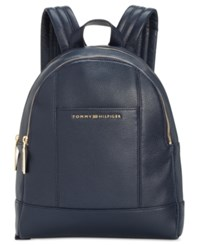 Tommy Hilfiger Pauletta Small Backpack Tommy Navy