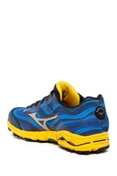 Mizuno Wave Kazan Running Shoe Orange