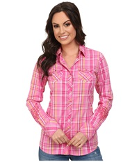 Ariat Sonora Snap Shirt Multi Women's Long Sleeve Button Up