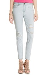 Women's Two By Vince Camuto Ripped Skinny Jeans Beachside