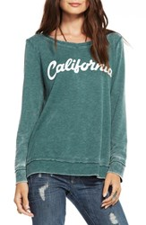 Women's Chaser 'California' Fleece Sweatshirt