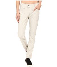 Royal Robbins Discovery Pencil Pant Soapstone Women's Casual Pants Beige