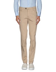 Department 5 Trousers Casual Trousers Men Beige