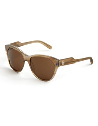 House Of Harlow Cary Cat Eye Sunglasses Natural