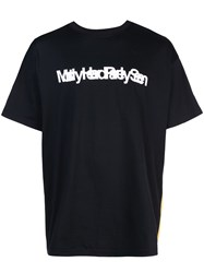 Mostly Heard Rarely Seen Fanatic Crew Drop Shoulder T Shirt Black