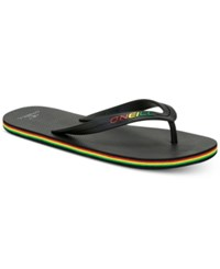 O'neill Men's Friction Sandals Rasta