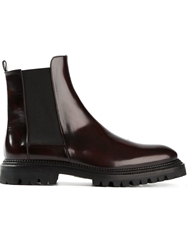 Yang Li Chelsea Boot Red