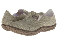 Cushe W Slipper Ii Sand Tropic Women's Shoes Gray