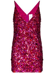 Ashish Sequin Embellished Mini Dress 60