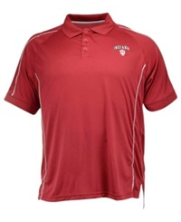Colosseum Men's Indiana Hoosiers Pitch Polo