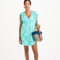 J.Crew Tunic In Mosaic Floral