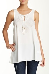 Green Dragon Desert Python Tank White