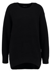 Earnest Sewn Stannope Jumper Black