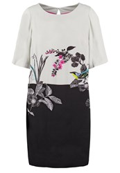 Joules Tom Joule Cynthie Summer Dress Grey
