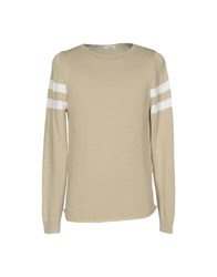 Officina 36 Sweaters Beige