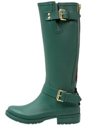 Colors Of California Wellies Verde Dark Green