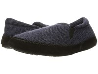 Acorn Fave Gore Navy Knit Slippers
