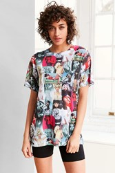Urban Outfitters Beyonce Collage Tee Multi