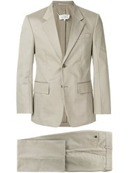 Maison Martin Margiela Vintage Style Suit Nude And Neutrals