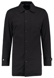Teddy Smith Pach Trenchcoat Black